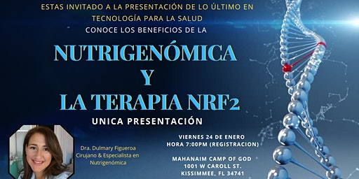 Nutrigenómica y Terapia NRF2