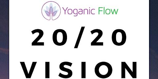 20/20 Vision! Meditation + Vision Boarding