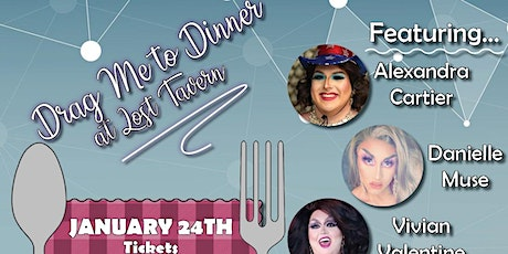 Drag Me Down To Market Square at Lost Tavern tickets