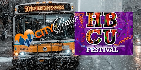 Bus Trip to HBCU FESTIVAL - Gaylord National Resort & Convention Center tickets