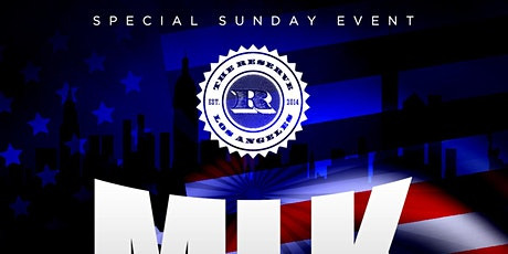 MLK WEEKEND BASH @ THE RESERVE DTLA / EVERYONE FREE until 11pm tickets