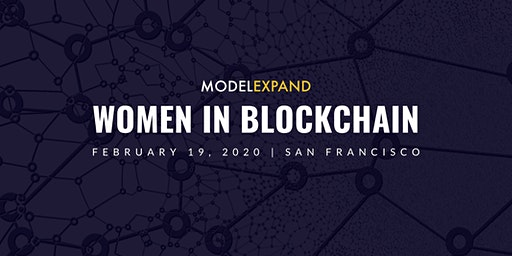 ModelExpand Presents: Women in Blockchain