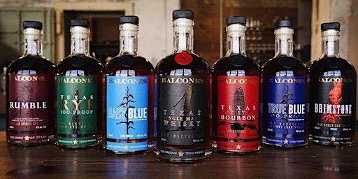 Balcones Texas Tasting at the Whiskey Social.