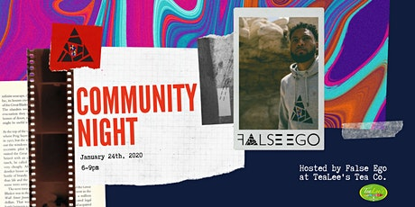 Community Night - Hosted By False Ego tickets