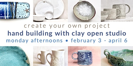 Pottery Open Studio  tickets