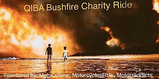 QIBA Bushfire Charity Ride