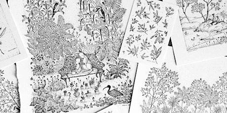 Kids Flora and Fauna Illustration Workshop tickets