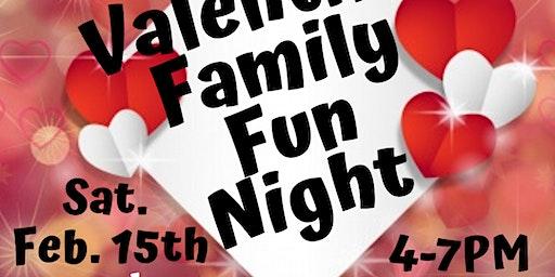 ALCC's Valentine Family Fun Night
