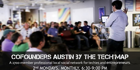 Cofounder Austin Meetup Keynote Speaker Rick Timmins tickets