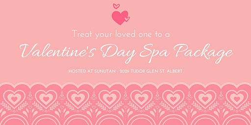 Valentine's SPA Day package