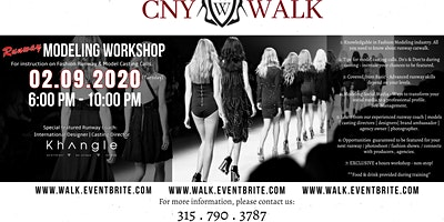 CNY Walk | Modeling Workshop
