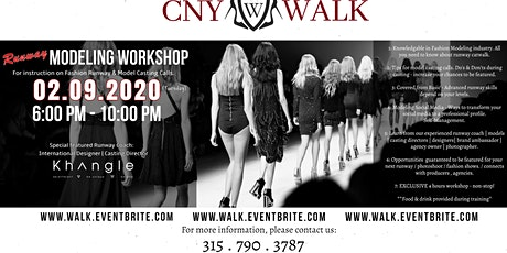 CNY Walk | Modeling Workshop tickets