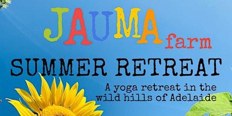 Jauma Farm Summer Retreat tickets
