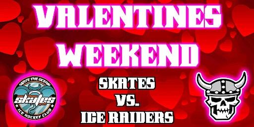 San Diego Skates @ NorCal Ice Raiders Game One