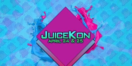 JuiceKon tickets