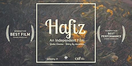 HAFIZ - An Independent film screening and Q/A tickets