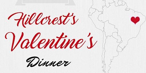Hillcrest Valentine's Fundraiser Dinner