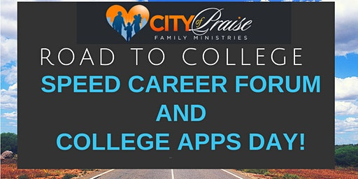 Speed Career Forum & College Apps Day