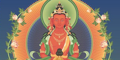 Buddha Amitayus- Long Life Retreat