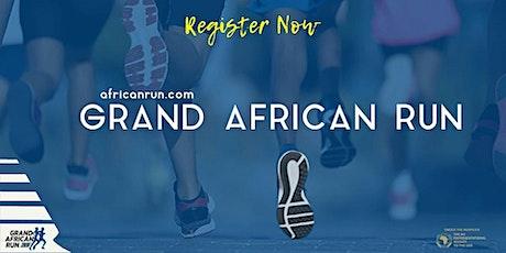 Grand African Run 2020 tickets