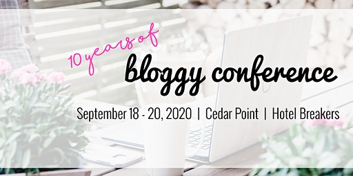 Bloggy Conference 2020
