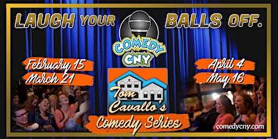 Cavallo's Comedy Series