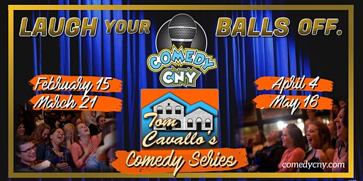 Cavallo's Comedy Series