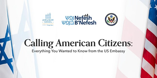 Calling American Citizens