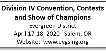 Division IV Convention