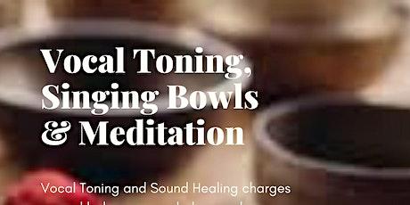 Deep Healing  and Meditation through Sound tickets