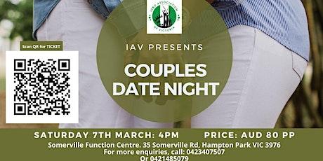 IAV  Couples'  Night-2020 tickets
