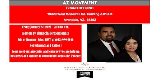 AZ Movement  Grand Opening