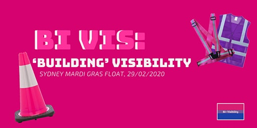 BI VIS: 'Building' Visibility, Mardi Gras Float 29 FEB 2020