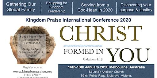 Kingdom Praise International Conference 2020