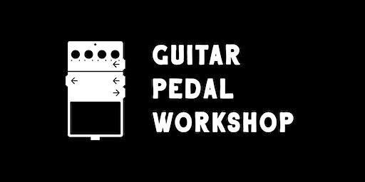 Guitar Pedal Workshop:Fuzz