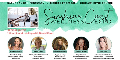 Sunshine Coast Wellness Expo - February tickets