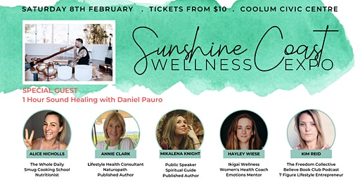 Sunshine Coast Wellness Expo - February