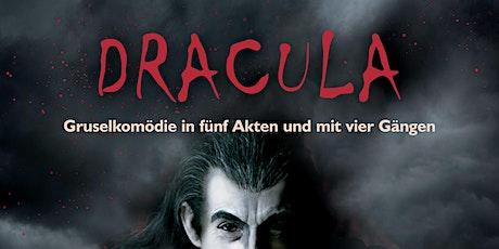 Gruseldinner - Dracula Tickets