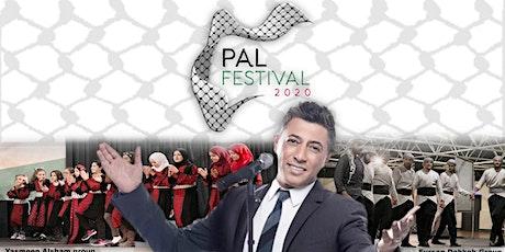 Palestine Festival 2020 tickets