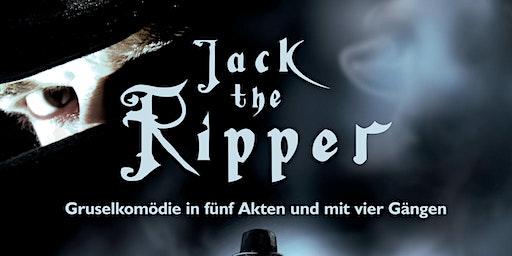 Gruseldinner  - Jack the Ripper