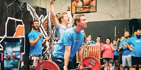 Special Needs Powerlifting Coach - Flying Kiwi Fitness tickets