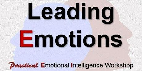 Leading Emotions Workshop tickets