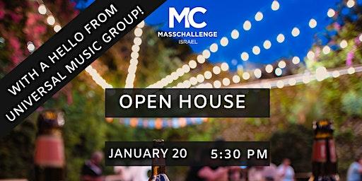 Open  House @ MassChallenge