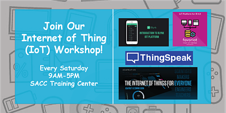 Basic Internet of Thing Class Shah Alam tickets