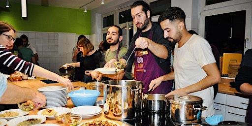 Über den Tellerrand - Syrischer Kochabend