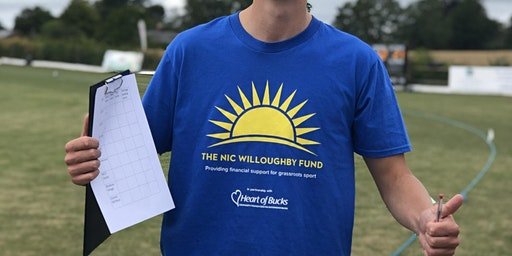The Nic Willoughby Fund Race Night