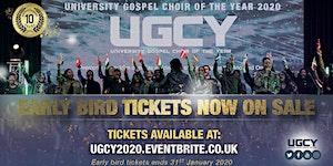 University Gospel Choir of the Year (UGCY) 2020
