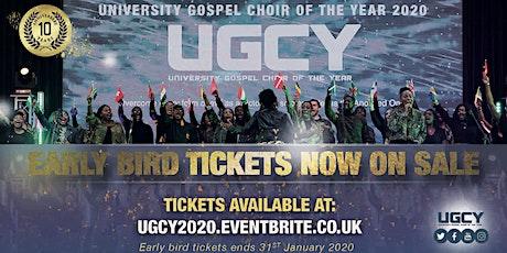 University Gospel Choir of the Year (UGCY) 2020 tickets