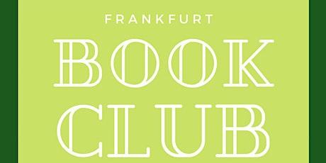 Frankfurt Book  Club - Joseph O'Connor's Shadowplay tickets