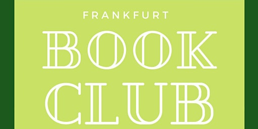 Frankfurt Book  Club - Joseph O'Connor's Shadowplay